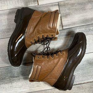 {Michael Kors} rain boots duck boots